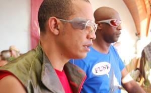 Agency Parties - LTJ Bukem and MC Conrad