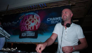 DJ Steve Bray @ Cha Cha Moon